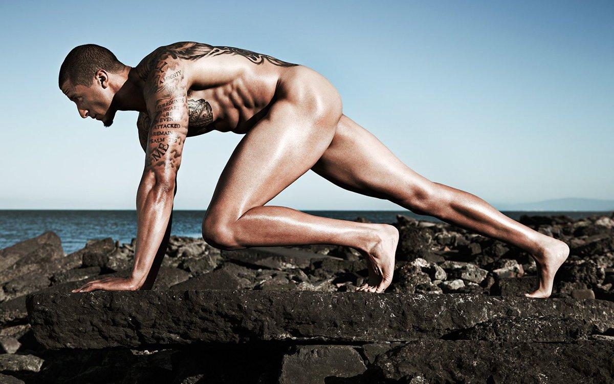 Nude male sports