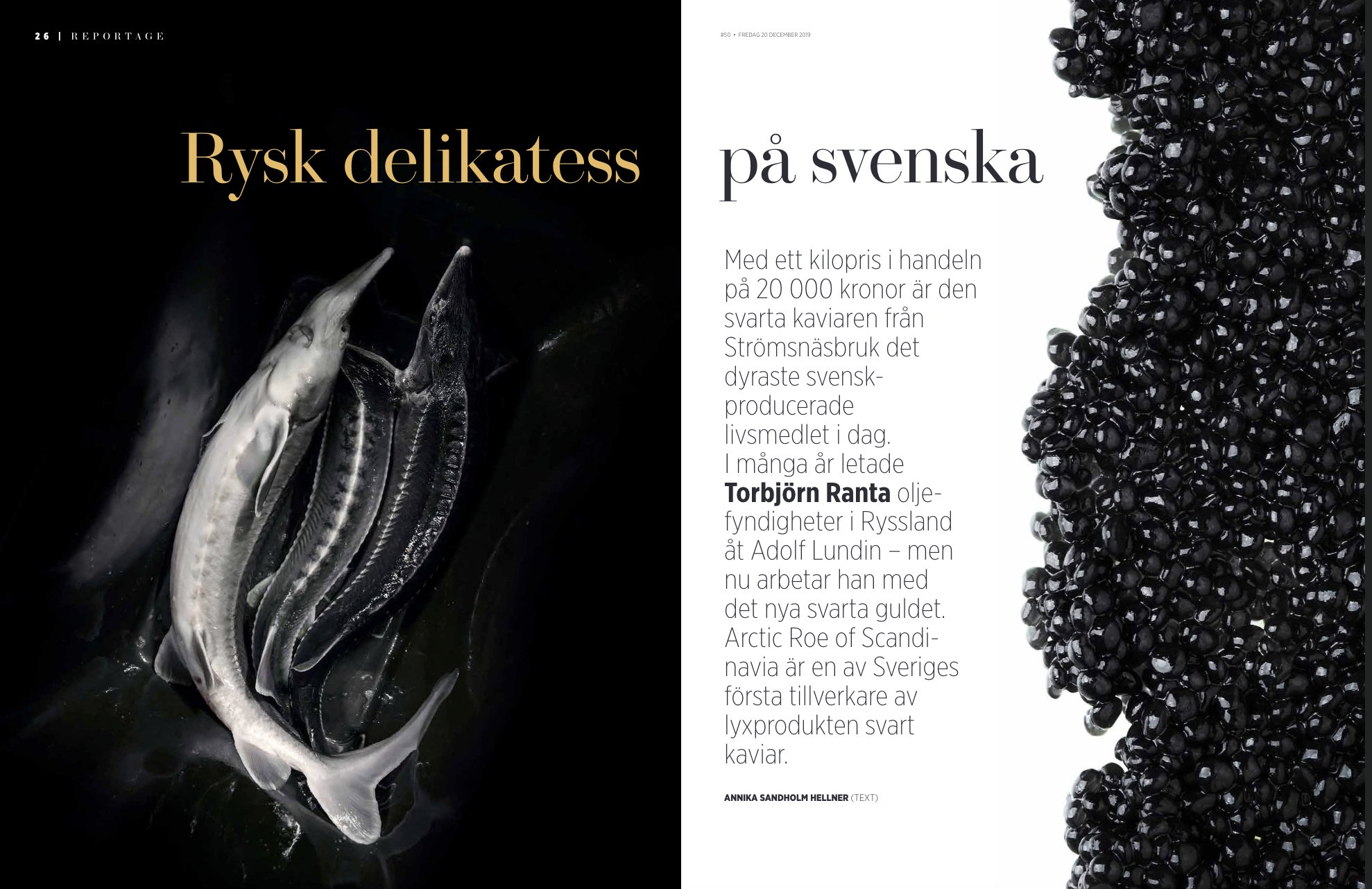 kilopris på rysk kaviar
