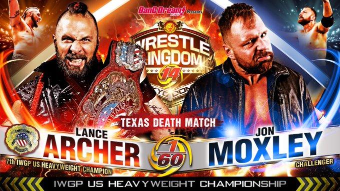 Jon Moxley Wins IWGP US Title at NJPW Wrestle Kingdom 14 - ITN WWE