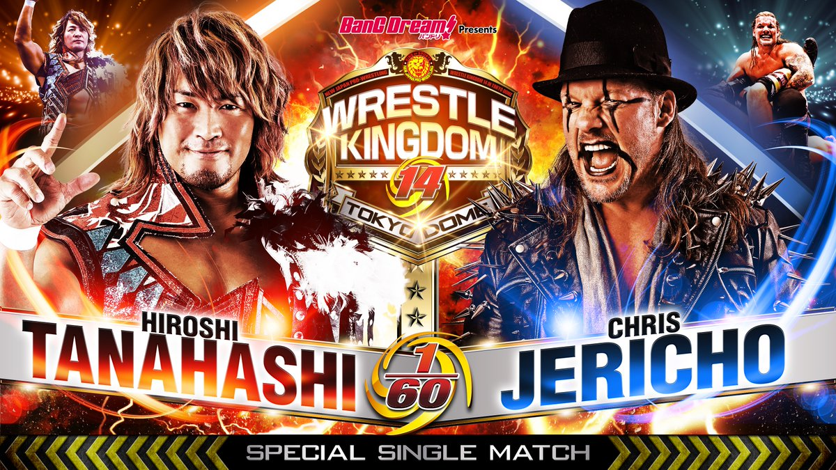 NJPW Wrestle Kingdom 14: Night 2 Results