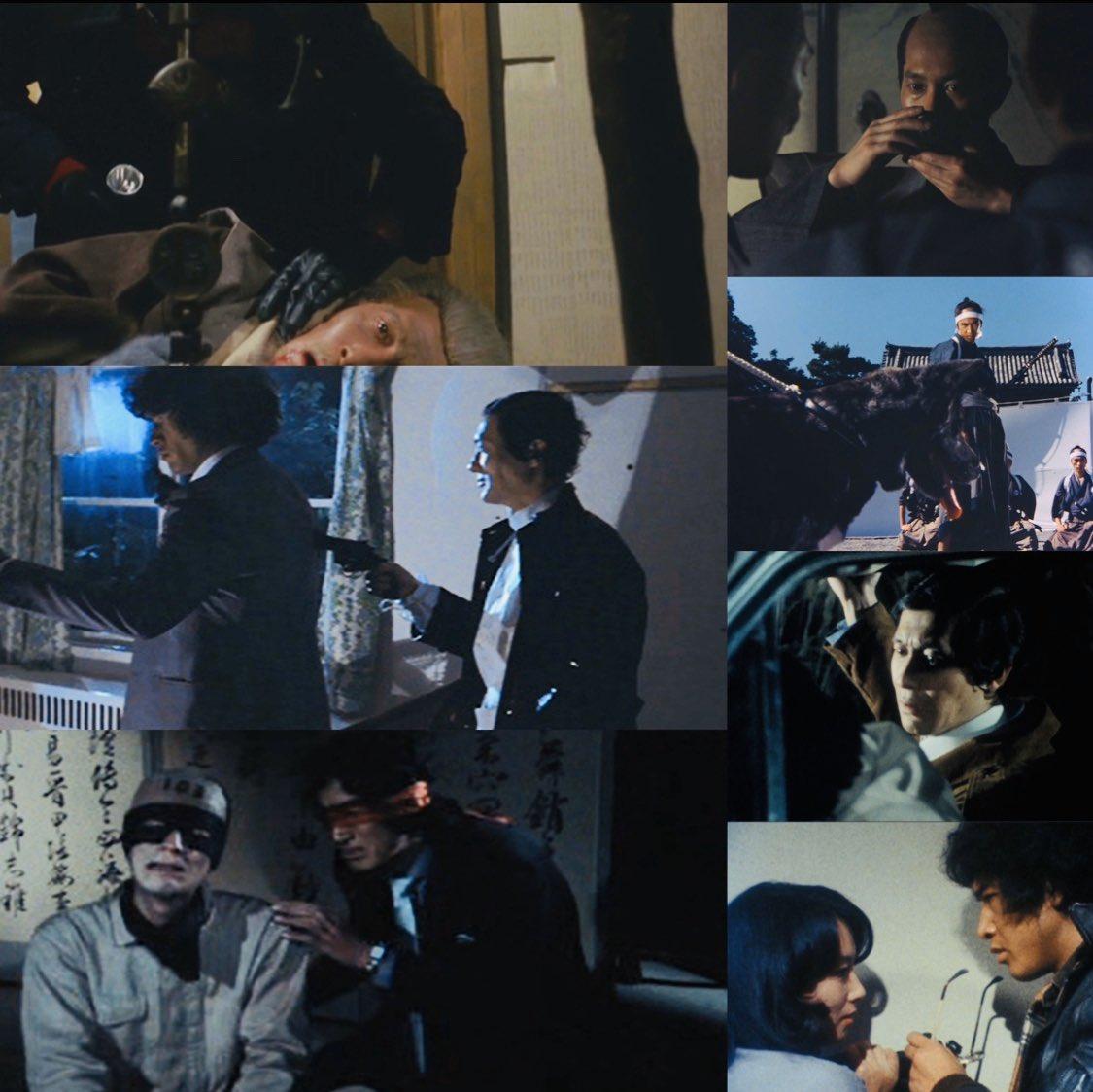 本日は岸田森さんのご命日に因み今年早逝後30年にあたる松田優作さんが岸田森さんの葬儀に列席された際に号泣し乍ら「あの人のことを愛してましたからね、僕は。俳優としても人間としても」と岸田森さんの人柄が伝わる感慨深いコメントを残されており追悼に評しお二人の共演作を集めてみました。