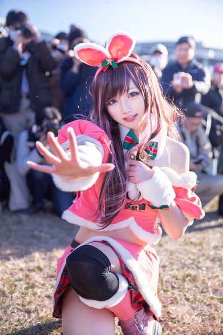 コスプレイヤー芝麻TOKAのTwitter画像61