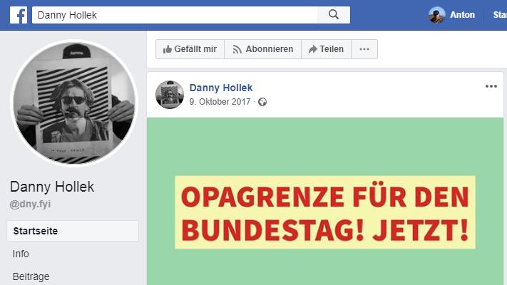 Danny Hollek