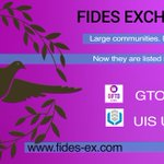 Image for the Tweet beginning: SIGN UP #FidesExchange #cryptocurrency #Exchanges