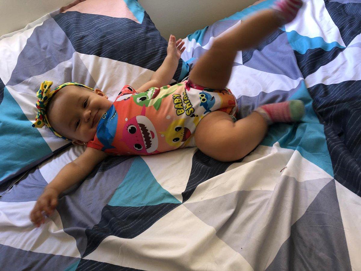 Baby Shark mais linda do mundo ❤️ #dindacoruja