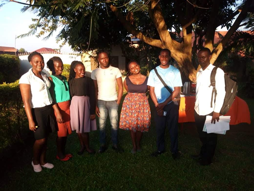Babes in Kiboga