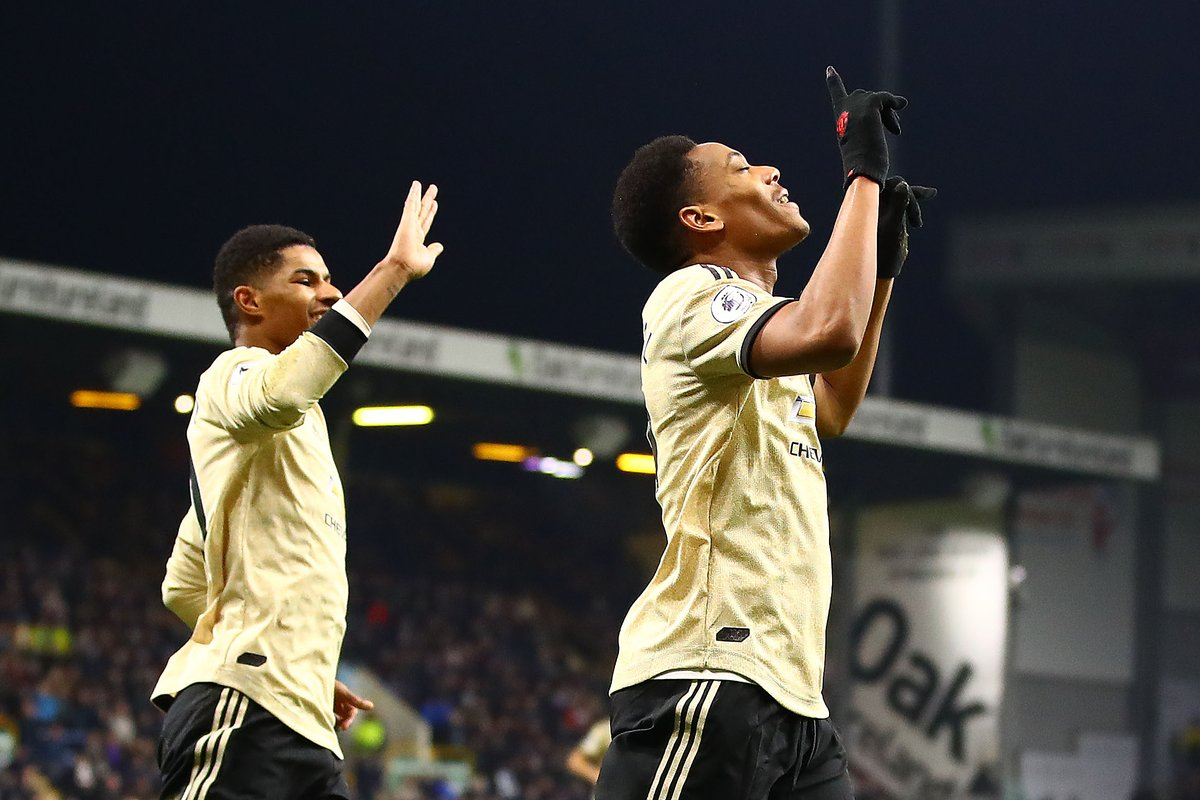Video: Burnley vs Manchester United Highlights