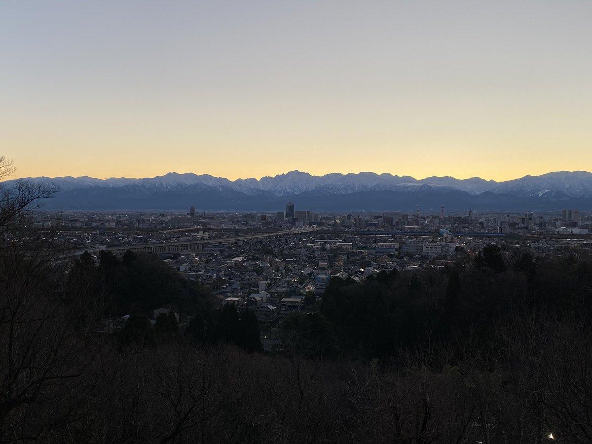 お帰りなさい富山 #7時 #ノーフィルター