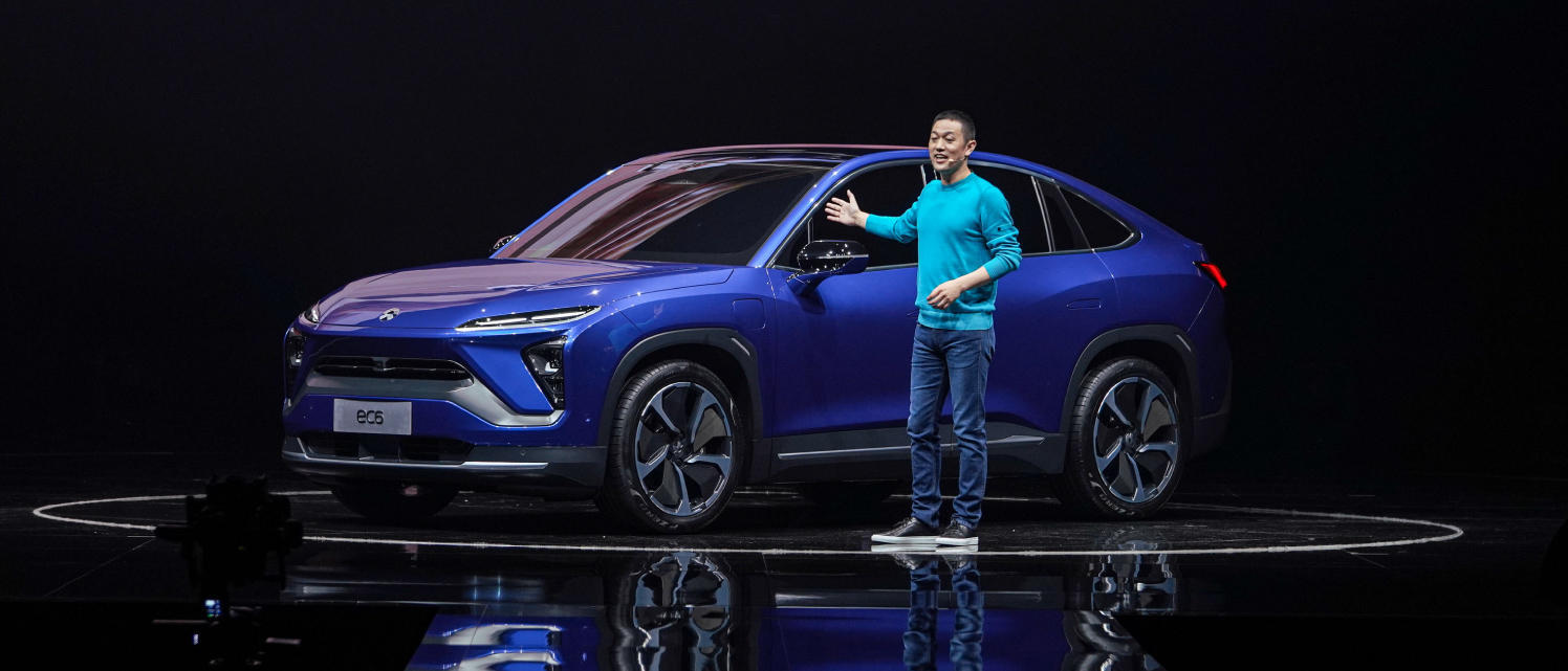 Nio On Twitter Today We Officially Launched Our Brand New Production Model Ec6 At Nio Day 2019 Believeinbetter