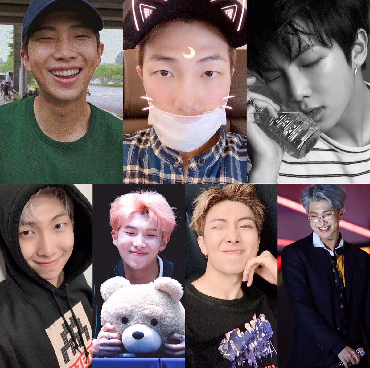 You are truly an inspiration. The way you talk, your music, your mind... literally blows my mind. Thank you for everything you've done and will be doing. Bestest leader out there. Our king, our president, our joonieverse. HAPPY BIRTHDAY MOONCHILD  #HappyBirthdayNamjoon 12.09 <br>http://pic.twitter.com/IiEnDu0tYS