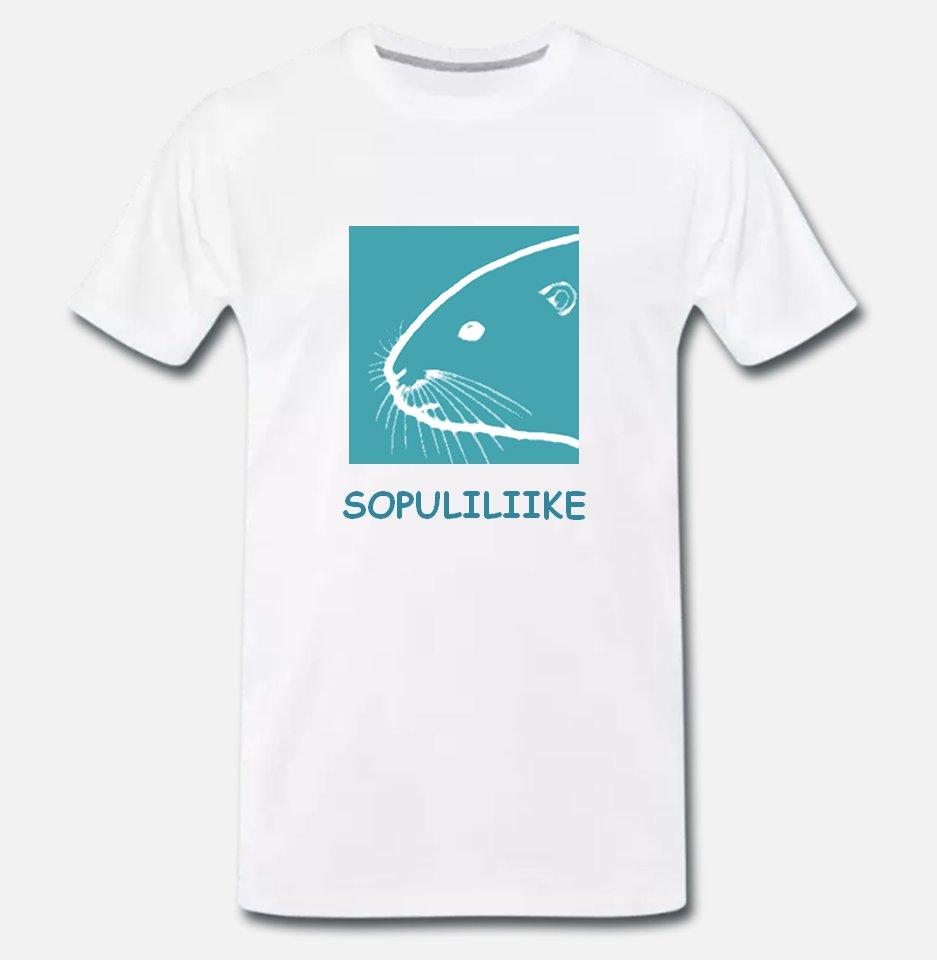 Logo softshelliin - Minkälaista merkkausta voin käyttää softshellissä?