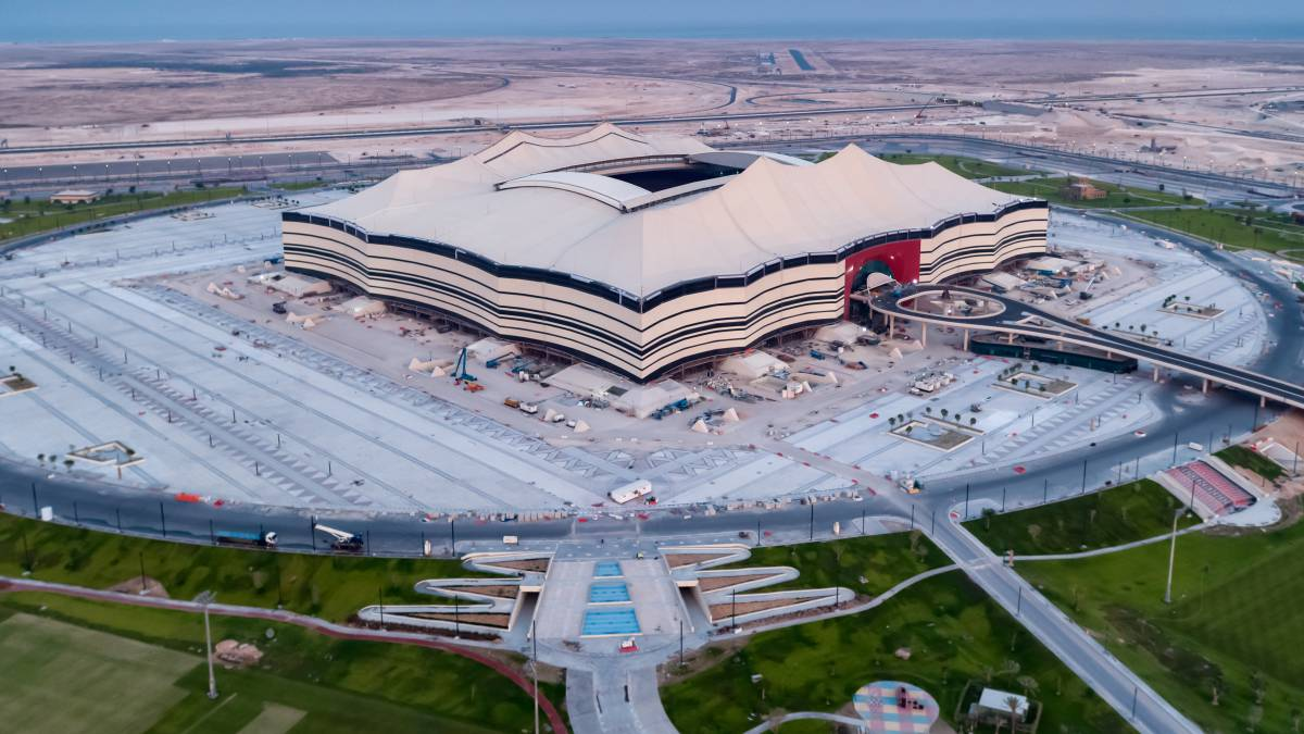 Al Bayt Among the 8 World Cup 2022 Stadiums is Best