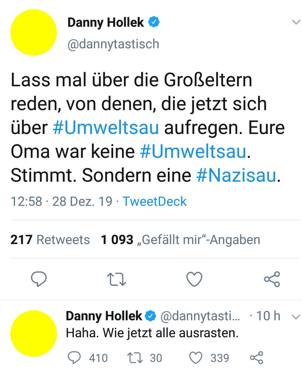 #Nazisau
