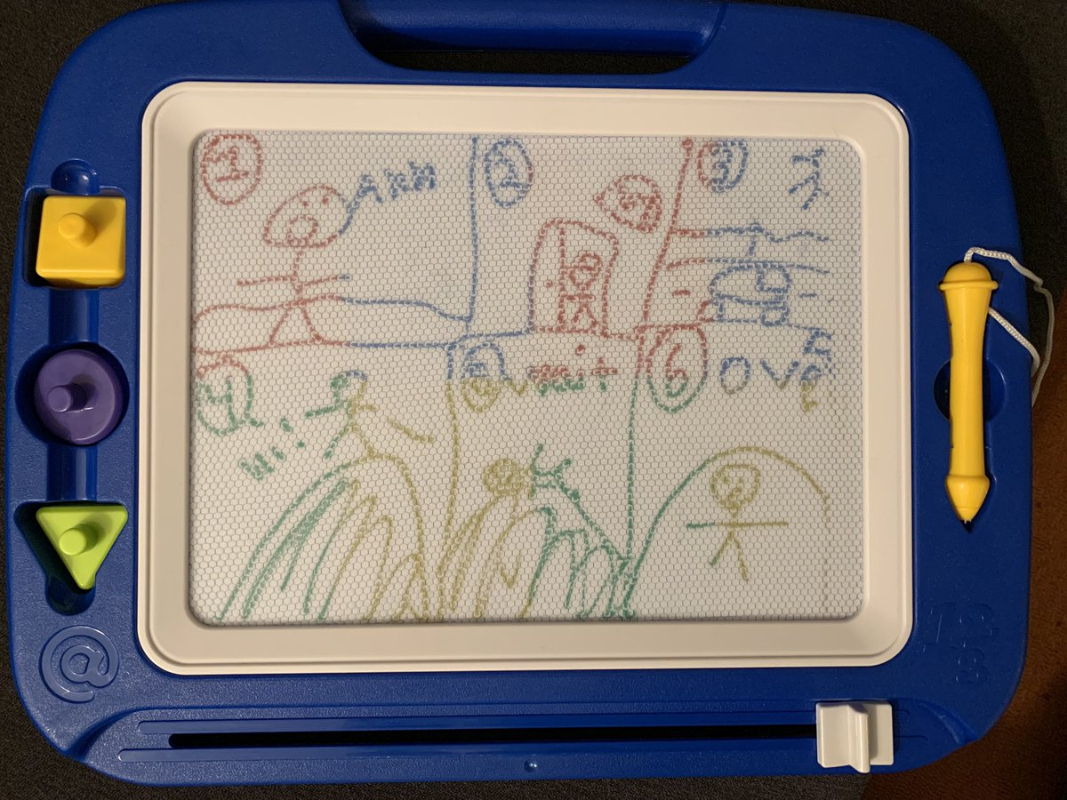 My 7 YO niece drew me a flood plan after her uncle explained my career. 1-if a flood occurs, call for help, 2 leave the house, 3 evacuate toward safety, 4-climb to high ground, 5-wait, 6-the flood is over when water recedes. @FloodsOrg #favoriteniece <br>http://pic.twitter.com/Nen7XUaiN3