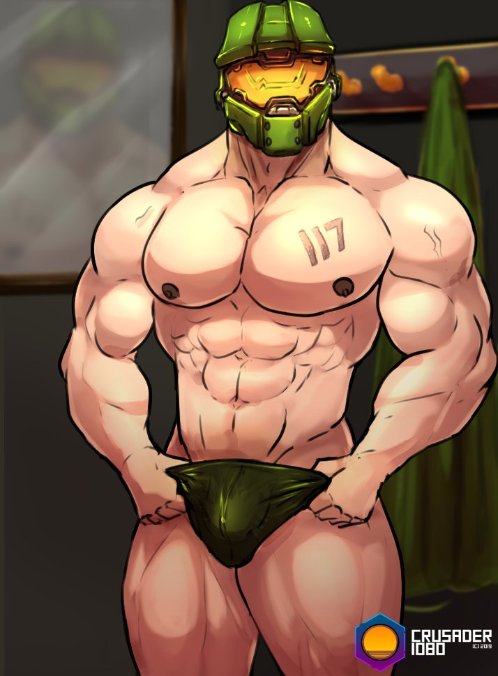 Halo is just gay sex