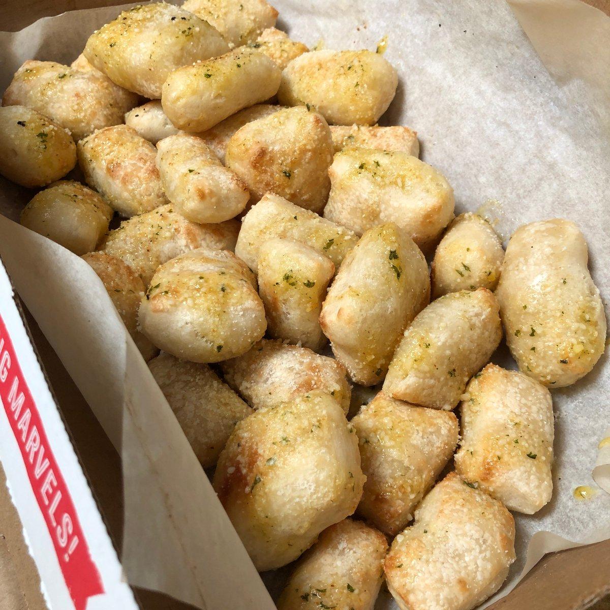 "Domino's Pizza on Twitter: ""A beautiful Parmesan Bread Bites sight. 👀… """
