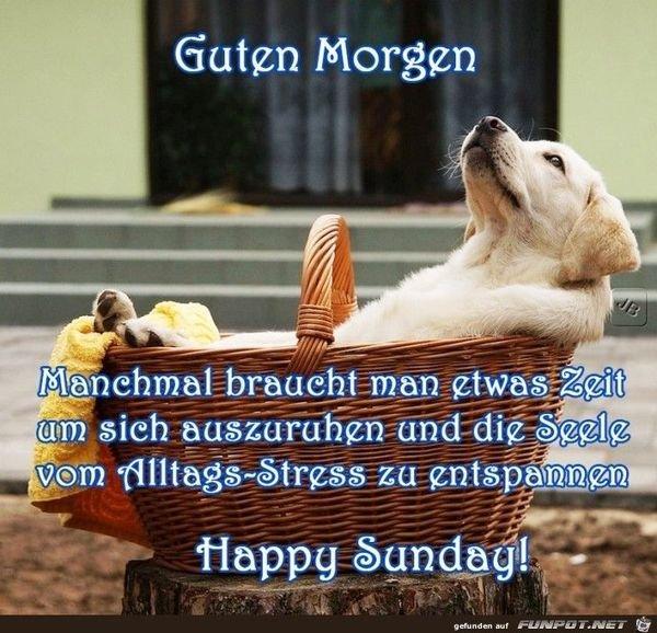 Schönen Sonntag