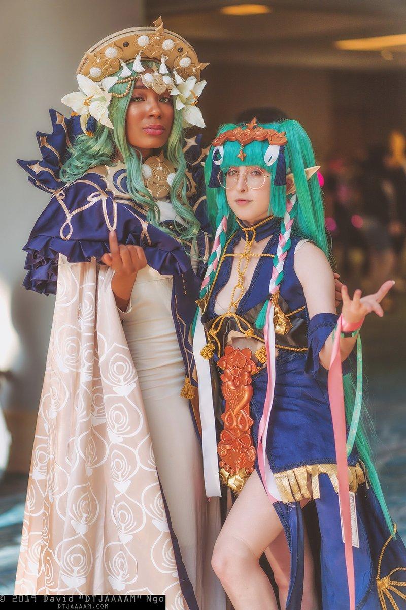 Dtjaaaam Anime Los Angeles On Twitter May The Goddess