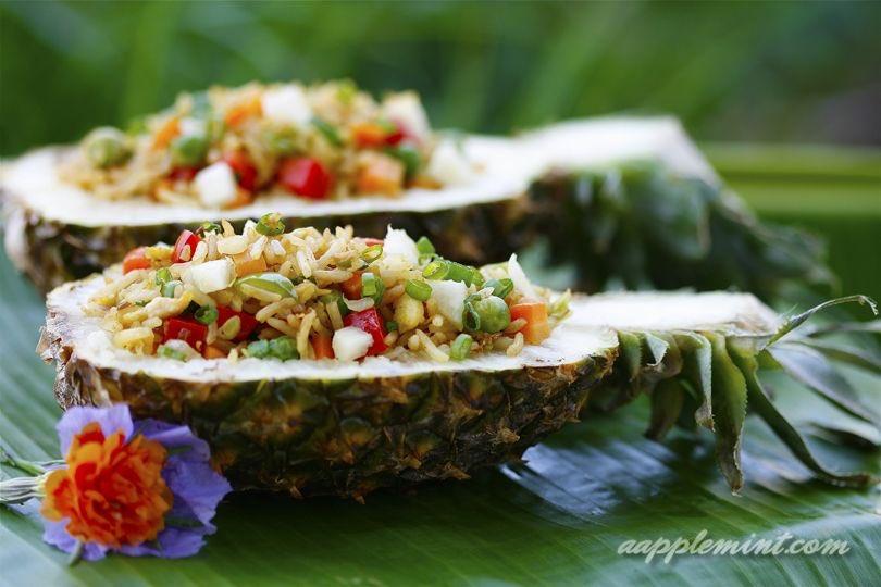 гавайские картинки еда вот