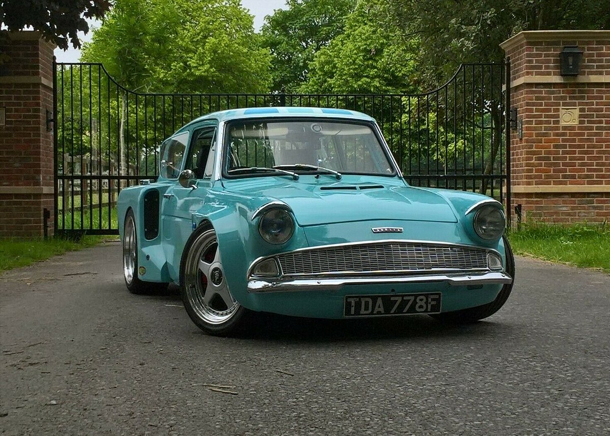 Project Cars Uk On Twitter Ford Anglia 105e V8 Beast Featured In This Months Practical Classics Car Mag See Ebay Ad Https T Co Gffxvy4arb Ford Anglia Https T Co S1xhsg3hx8
