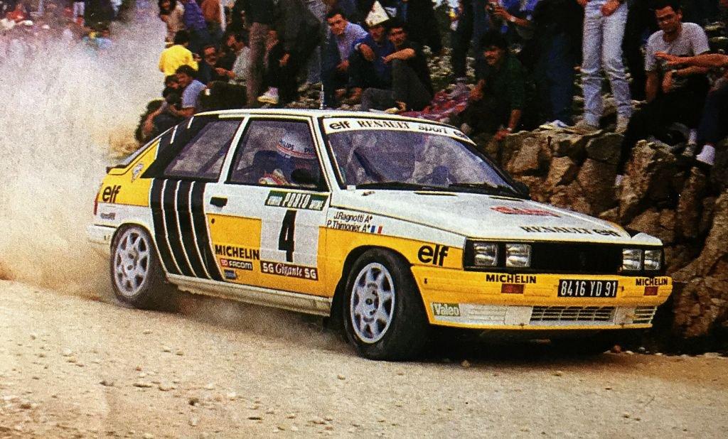 Rsf Motorsport On Twitter Jean Ragnotti Pierre Thimonier Renault 11 Turbo Wrc Rally Of Portugal 1987 Wrc Rally Rallyportugal Ragnotti Thimonier Renault Https T Co Mgnkg9fox4