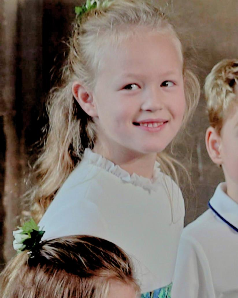 Wishing a very Happy 9th Birthday to Savannah Phillips . She is such a beautiful and adorable little girl  -December 29th 2019. #SavannahPhillips pic.twitter.com/idmdVh669w