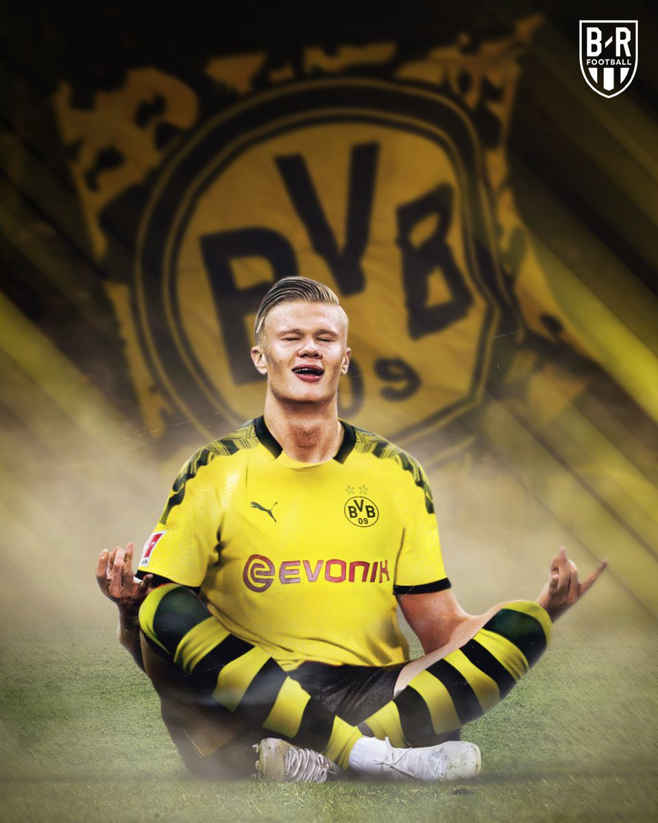 B R Football On Twitter Official Erling Haaland Has Joined Borussia Dortmund