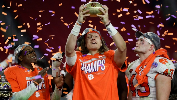 Tigers vs. Tigers: LSU, Clemson to meet for NCAA football crown