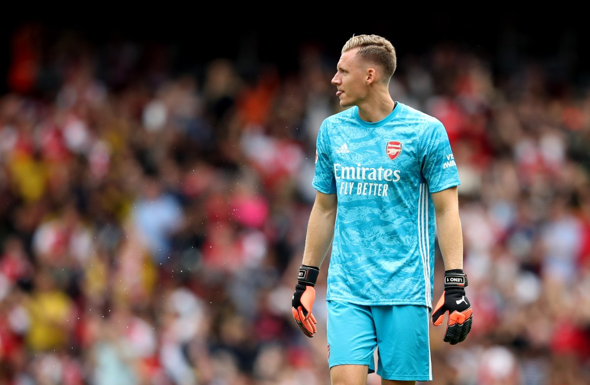 Bernd Leno admits that he is afraid of Werner succeeding at Chelsea