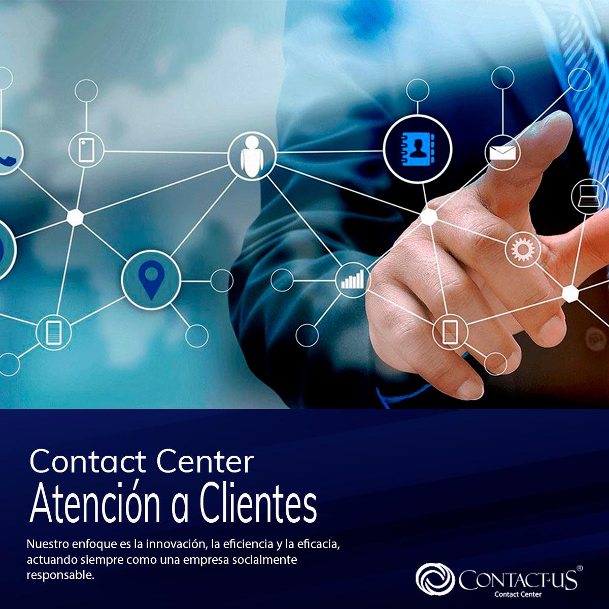 Somos un Contact Center dedicado al diseño e implementación de soluciones de atención a clientes, nosotros te llevaremos a las metas que soñaste llegar. #Puebla #AtenciónAClientes #Seguridad