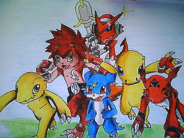 the earliest art i have recorded of this decade was on 2011 :')  #decadeofart  #Digimon  #デジモン<br>http://pic.twitter.com/YVfnFbsln1