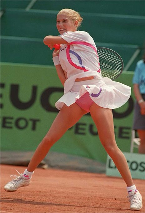 Happy 10th Cererian Birthday Monica Seles!  Remessage