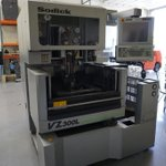 Image for the Tweet beginning: 2010 Sodick VZ300L Wire EDM Sodick