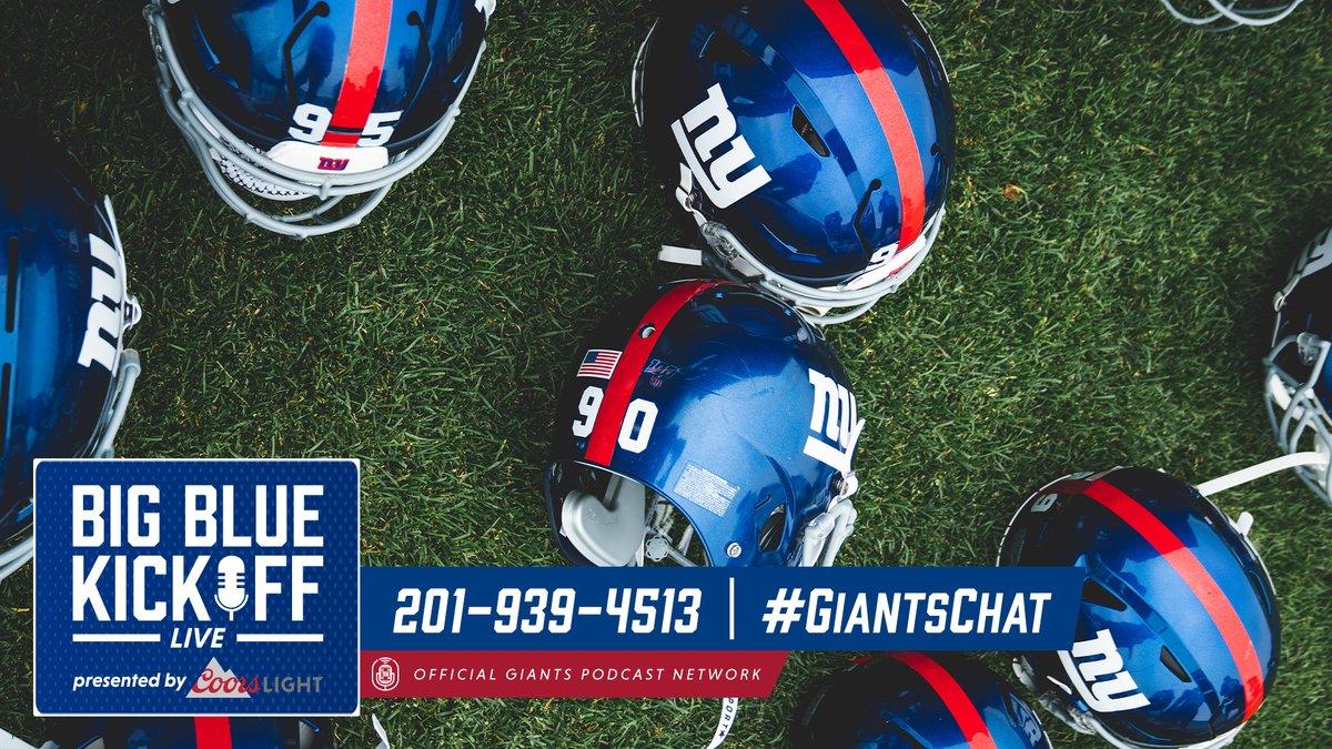New York Giants @Giants