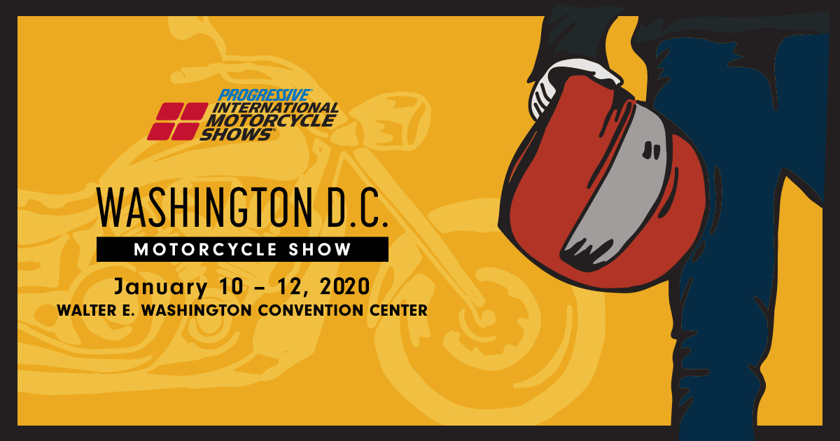 From Jan. 10th to 12th is this year's Washington D.C. Motorcycle Show!   Be sure the stop by the Cycle Gear Mega Booth! There will be gear from the top brands that you love and special offers from Cycle Gear!  For tickets: https://t.co/biEaq920bV https://t.co/IjonVANVUf