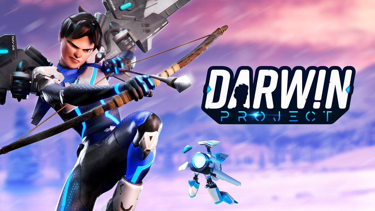 Darwin Project game
