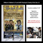 The last 3 Wilson Children's Fund charity posters are ready for purchase; all proceeds go to Justin's daughters. Here's No. 8 from @IndyCar @WeatherTechRcwy signed by the 4 star rookies @FRosenqvist, @ColtonHerta, @SantinoFerrucci, & @Ericsson_Marcus.      https://t.co/wwCfHxxa6F