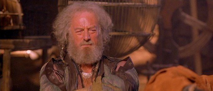 Happy Birthday to Bernard Hill who\s now 75 years old. Do you remember this movie? 5 min to answer!