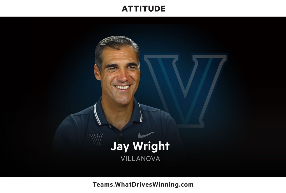 Q: How did Jay Wright build his culture? (Full Video: bit.ly/2YPhdQR)