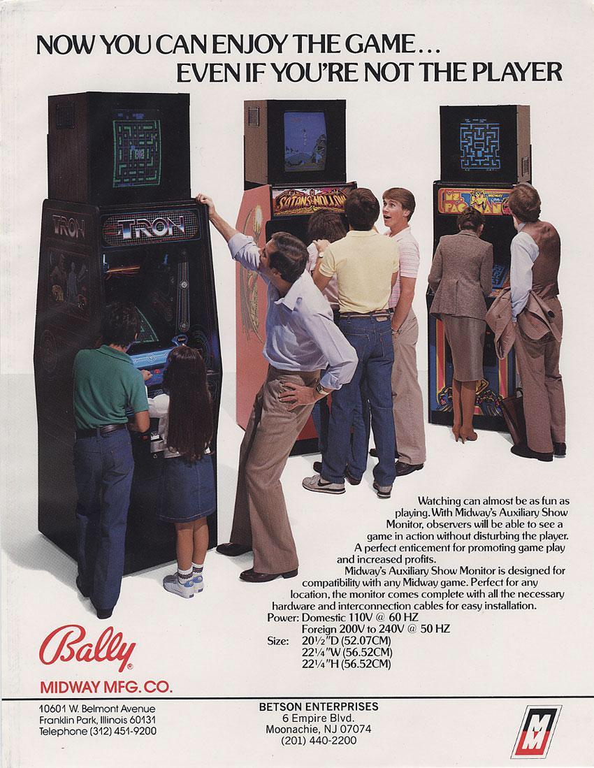 Twitch circa 1983