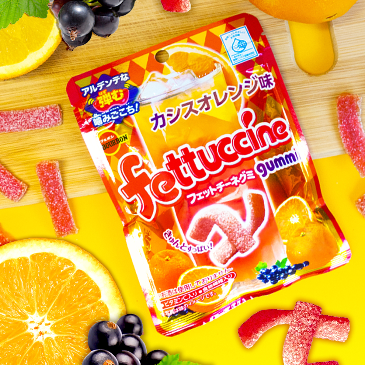 Japan Crate On Twitter Feed Your Sweet Tooth With Fettuccine