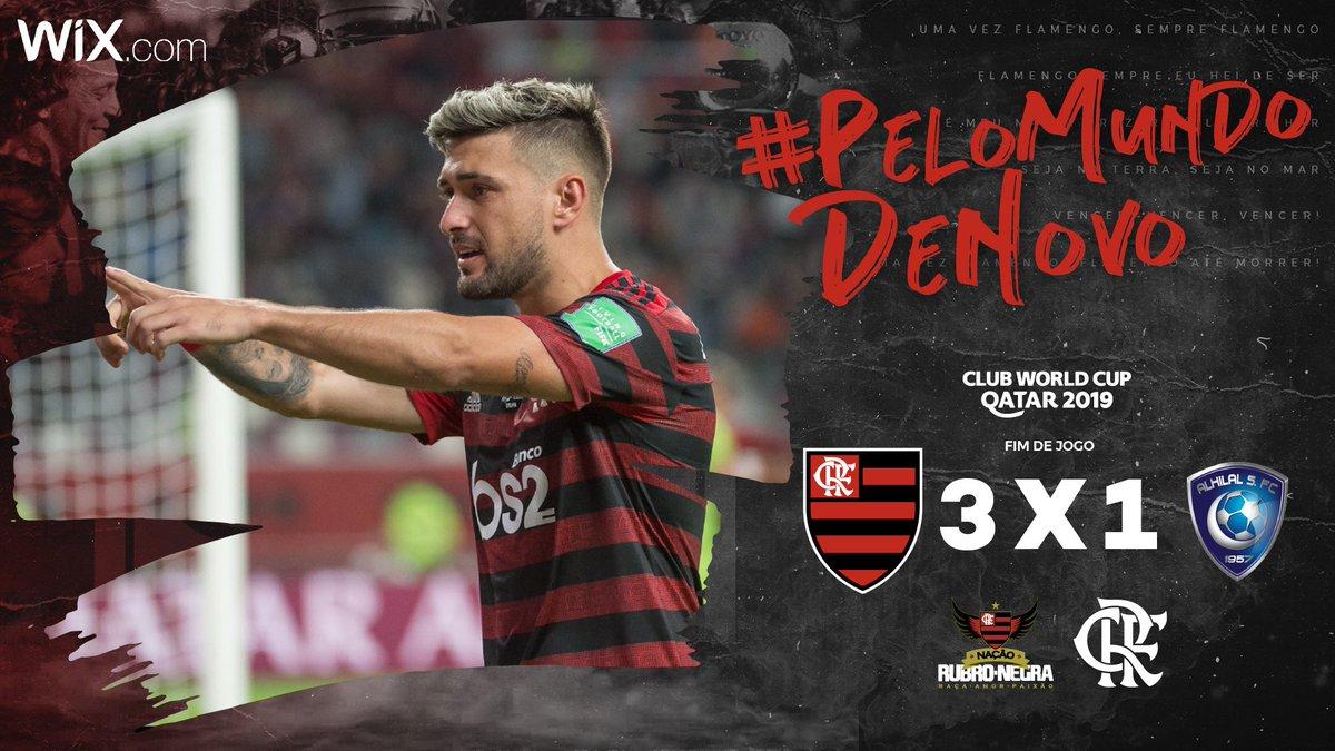 Flamengo On Twitter Fim De Jogo No Khalifa Stadium Com