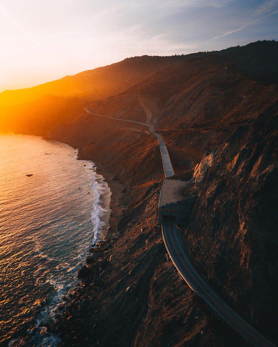 Big Sur, California  (via Instagram/thefrenchtones) <br>http://pic.twitter.com/qHkc55zbNs