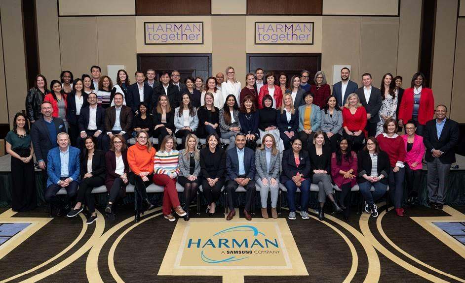 Smart leaders acknowledge that gender equality is good for business. Recently at our @Harman Women's Network Global Summit, we discussed how both men and women can play a part in D&I initiatives to further nurture tomorrow's female leaders. #HARMANTogether https://t.co/j9MgQPeTwz