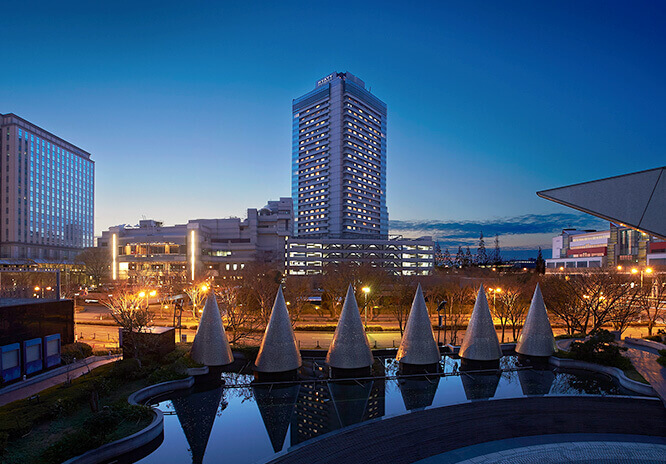 インテックス 大阪 ホテル