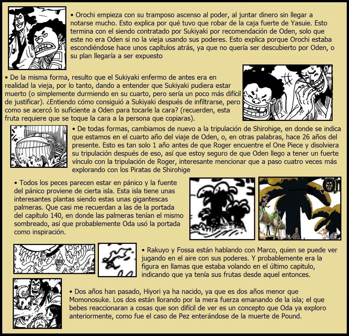 Secretos & Curiosidades - One Piece Manga 965 EMC48ejWoAAW7Cg