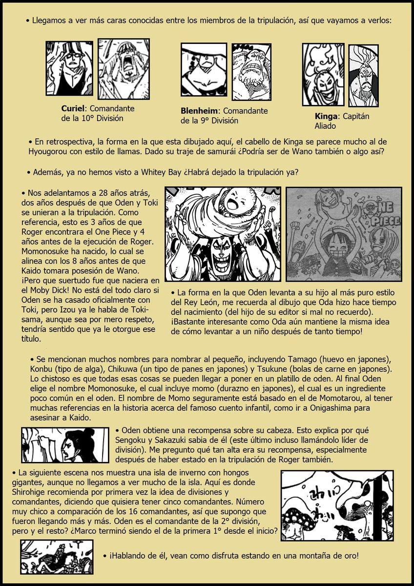 Secretos & Curiosidades - One Piece Manga 965 EMC4nBqX0AEeKkT