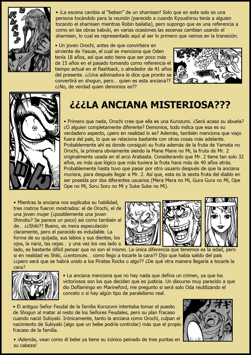 Secretos & Curiosidades - One Piece Manga 965 EMC4nBqXUAI13VR