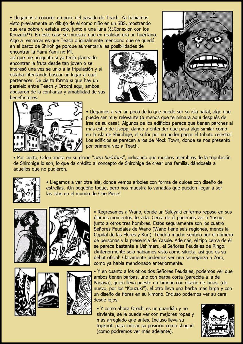 Secretos & Curiosidades - One Piece Manga 965 EMC4nBtXkAEvmUP