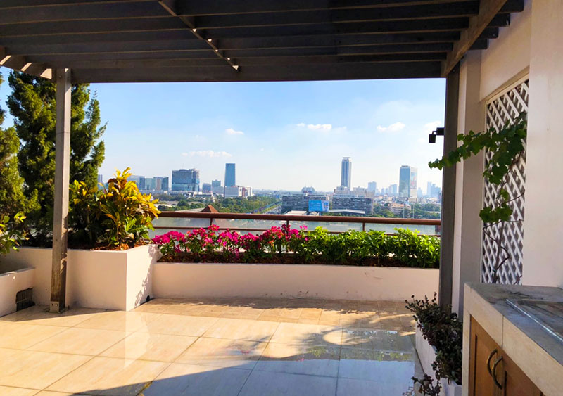 Thai Garden Design On Twitter Modern Balcony And Rooftop Designs